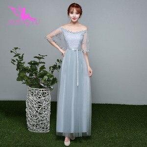 Image 4 - AIJINGYU 2021 2020 kız seksi balo kıyafetleri kadın elbisesi düğün parti gelinlik giydirme BN980