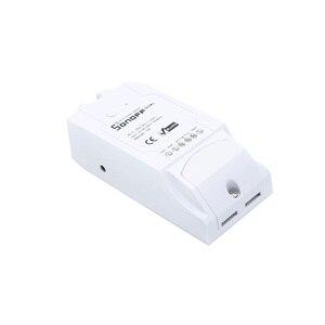 Image 3 - Sonoff double 2CH Wifi commutateur intelligent télécommande sans fil commutateur universel Module minuterie Wi fi commutateur contrôleur de maison intelligente