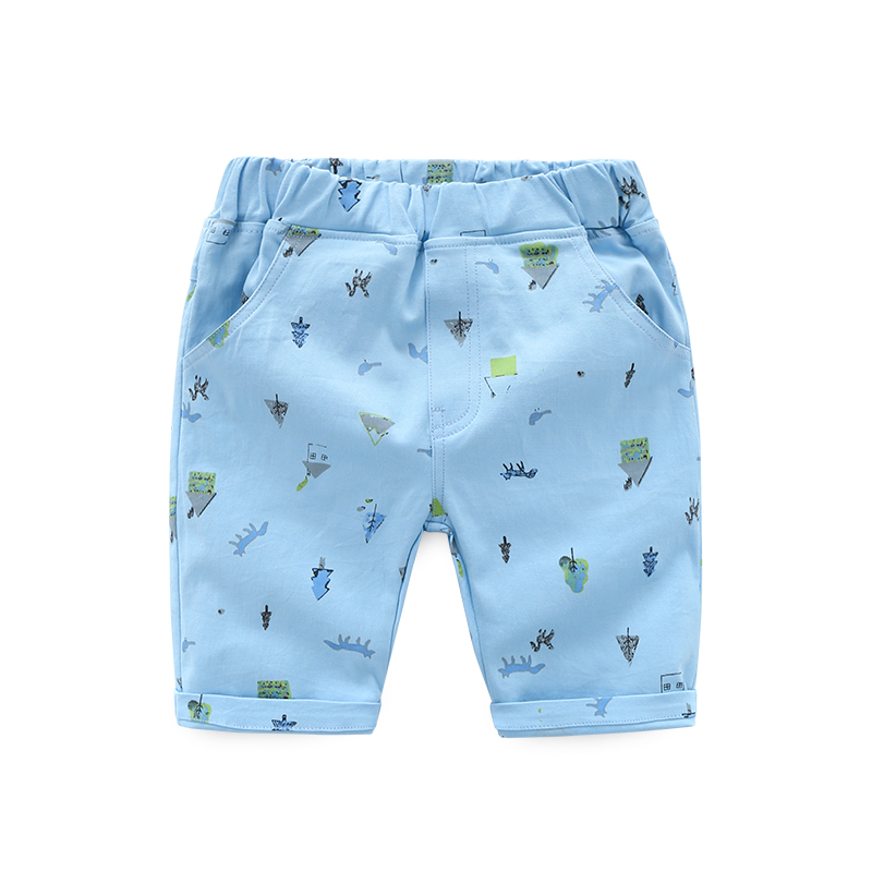 Children Kids Shorts Fashion Surf Beach for Boys Big Boy Summer Trousers