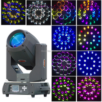 17R 230W AC110 240V moving head beam dmx disco