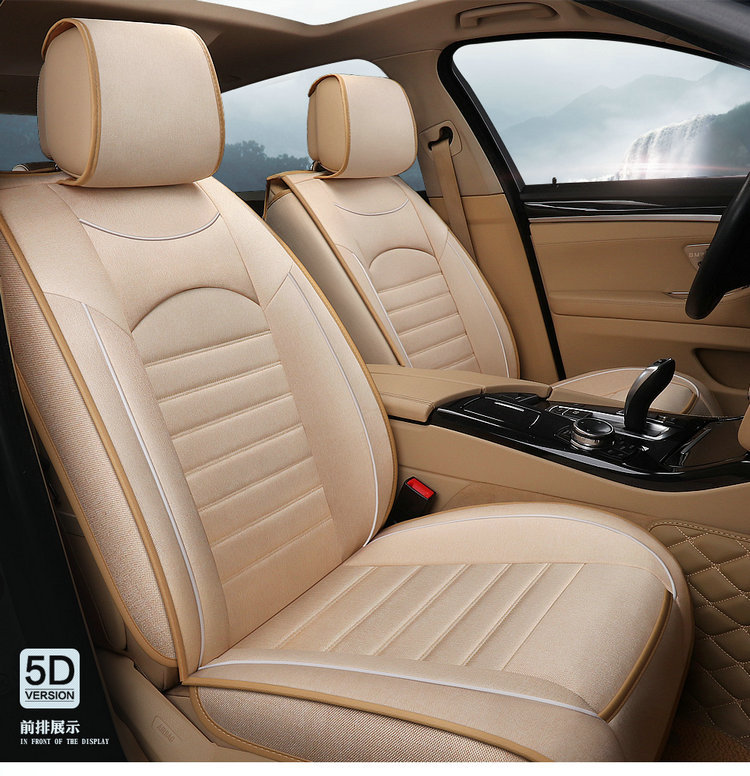 80 90 100 200 A2 A3 A4 Front Drivers Waterproof Seat Cover Nylon