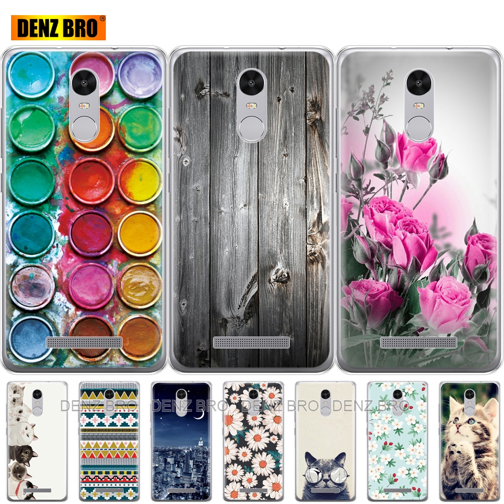 Phonr-Case Phone-Shell Note Soft-Silicone Redmi 3-Cases-Cover Xiaomi for 150mm-Length