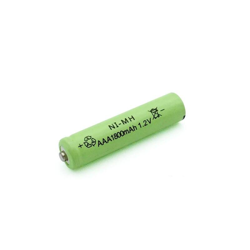 Baterias Recarregáveis bateria recarregável aaa 1800 mah Nominal Capacidade : 1800mah