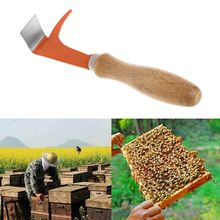 19.5cm Stainlee Steel Beehive Scraper Knife Beekeeping Tool For Beekeeper Apiculture Equipment