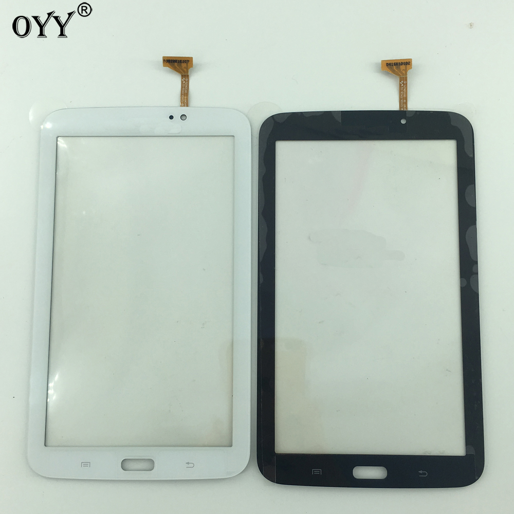 """Samsung Galaxy Tab 3 7.0/"""" SM-T210 Touch Screen Digitizer Glass Panel White"""