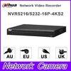 Dahua English Version 4K NVR NVR5216 16P 4KS2 NVR5232 16P 4KS2 8 16 32 Channel 8PoE