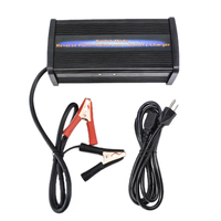 Top Quality 24V 25A Car Battery Charger 7 stage Lead Acid Battery Charger Maintainer 100 300AH Warranty 2 years