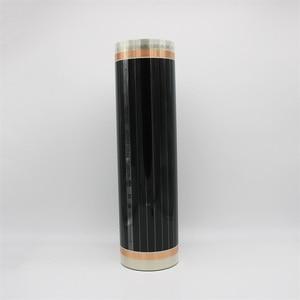 Image 2 - 15 Sqm Under Floor Heating Film, Different Size Can Choose, PVC Floor Heating Film