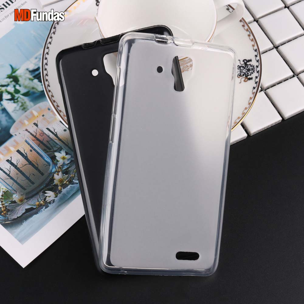 check out 38a44 3115c US $2.95  MDFUNDAS White TPU Smart Phone Cover For Lenovo A536 Case  Delicate Matte Back Cover For Lenovo A 536 Coque-in Half-wrapped Case from  ...
