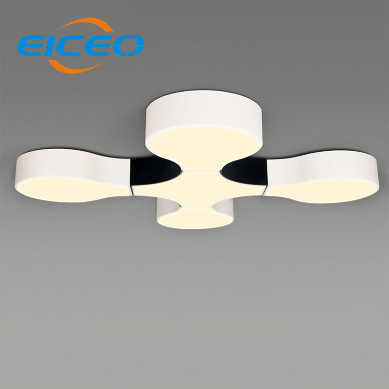 (EICEO) 2018 Modern LED Ceiling Lighting Lamps lights Modern Light Living Room Lamp Free Shipping Cells Absorb Dome