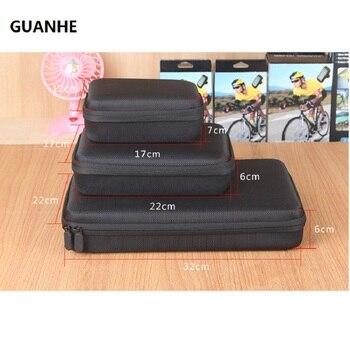 GUANHE 2.5 3.5 pouce Antichoc Étanche De Stockage Portable banque de puissance de Transport cas disque dur Sac pour GoPro HD Hero 3 + 2 4 1