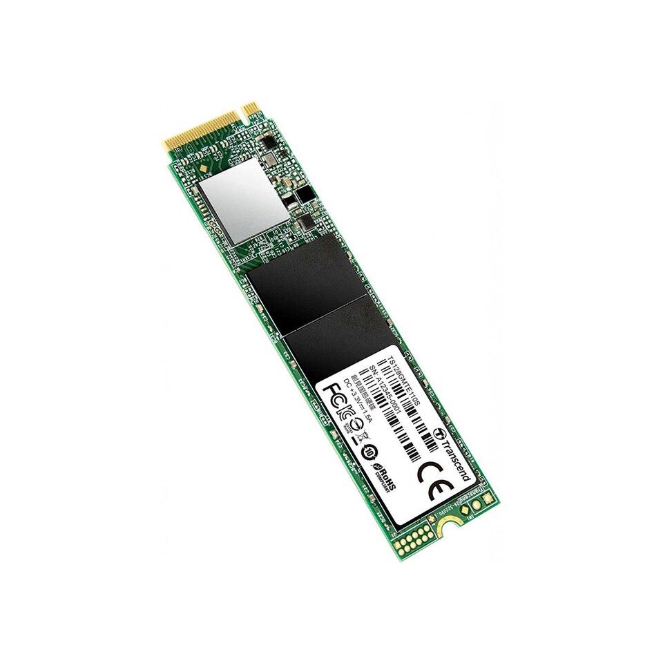 Купить со скидкой Внутренний жесткий диск SSD MTE110S  Transcend TS128GMTE110S 128ГБ