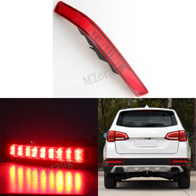 Rear Bumper Reflector Brake Tail Lights For Great Wall Hover H6 HAVAL H6 2014-2017 LED Car-styling Signal Light Brake Stop Lamp стоимость