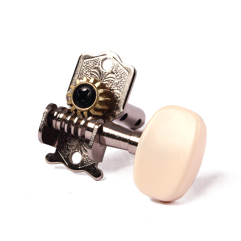 Musical Instrument Accessories Guitar Accessories Guitar Ukulele Small Four-string Guitar 4pcs/set Tuning Pegs.
