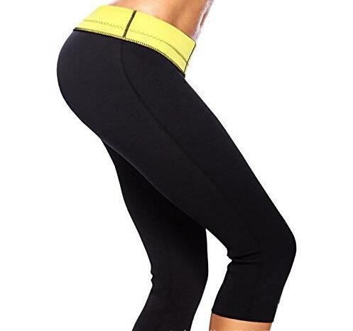 50PCS/LOT best sell super stretch women hot shapers Control Panties pant stretch neoprene slimming body shaper pants