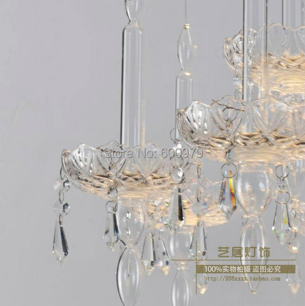 Facon de venise lime light clear crystal glass chandelier dia 65cm facon de venise lime light clear crystal glass chandelier dia 65cm h 120cm in chandeliers from lights lighting on aliexpress alibaba group aloadofball Choice Image