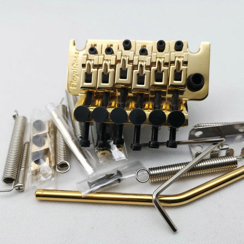 Guitar Bridge Original FR Electric Guitar Locking Tremolo System Bridge FRTS3000 With Titanium alloy screw