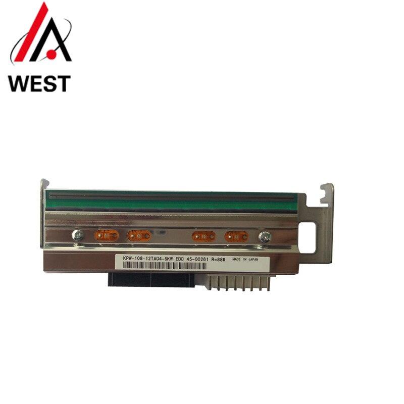 Free shipping brand new original Sato CL4NX 300dpi print head label head 305dpi Barcode printing head R29798000(China)