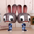2016 Newest 8800mAh Power Bank Charger Plastic Cute Cartoon Judy Rabbit Charging Mobile Phone External Battery Backup Charge