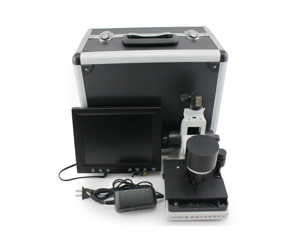 blood test machine microcirculation microscope factory price