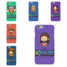 Q Version Of One Piece Print Mobile Phone