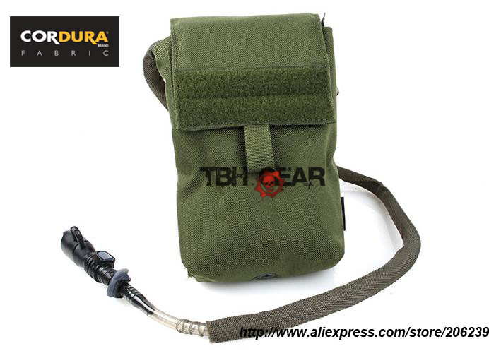 Tactical LBT6142 MOLLE 27OZ Hydration Pack Insulated Hydration Pouch Source Bladder+Free shipping(XTC050460) tmc lbt 6142 27oz molle tactical hydration pouch multicam tropic modular source hydration bag free shipping sku12050204