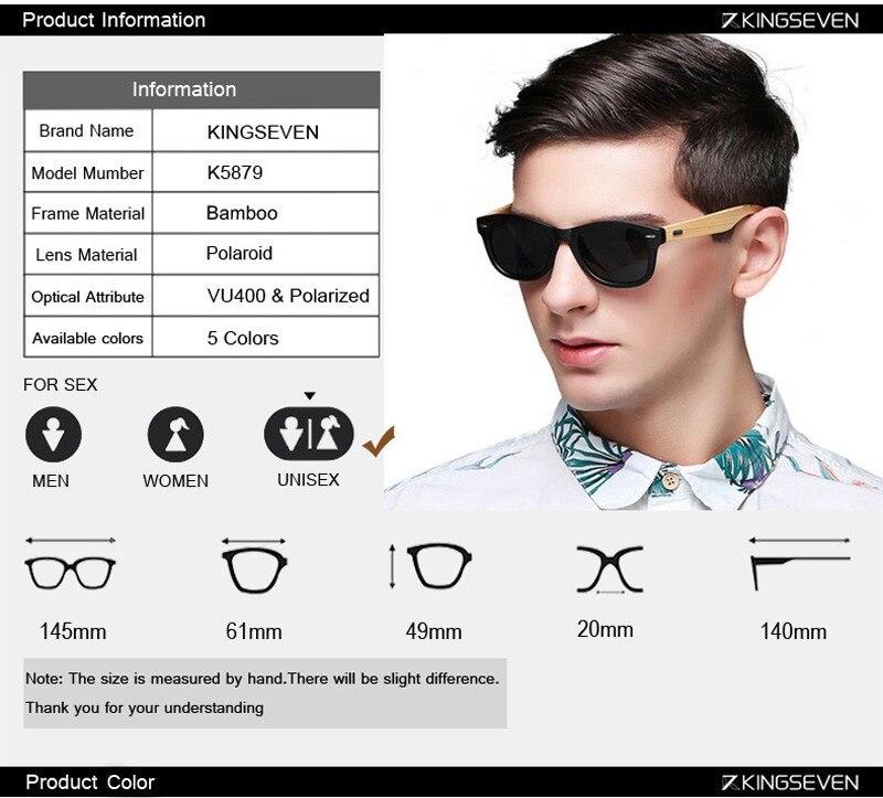 2016 New Bamboo Polarized Sunglasses Men Wooden Sun glasses Women Brand Designer Original Wood Glasses Oculos de sol masculino 6