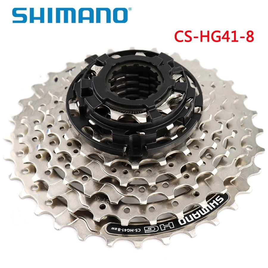30T Cassette//Sprocket HG51-8 SHIMANO ALIVIO MTB Bike CS-HG51-8 8 speed 11-32T