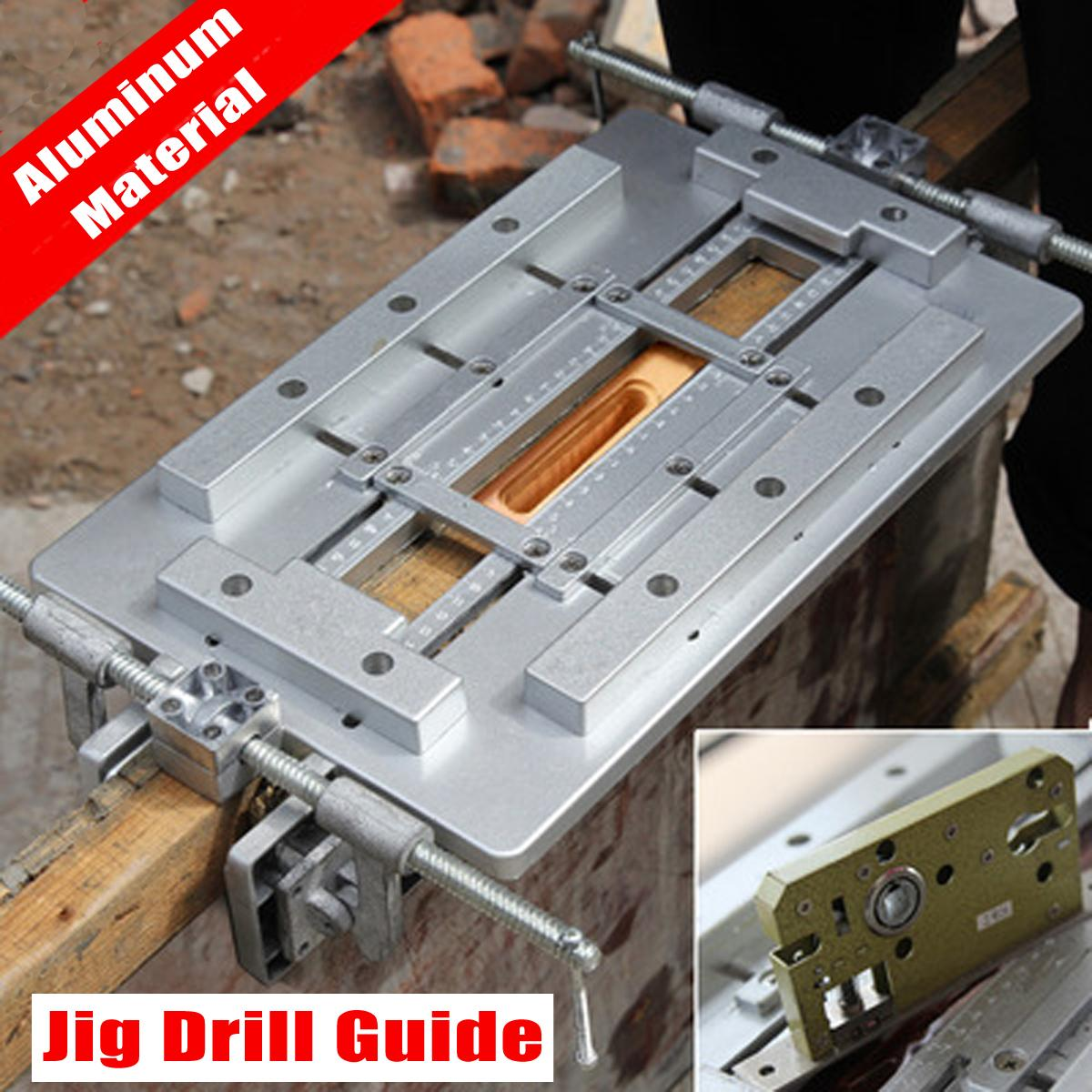 Door Router Jig Amp A Jig For Cutting Mortises For Locks
