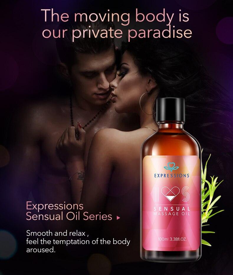 Масла для тела сексуальность