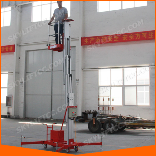 Hydraulic Man Lift – Autocars