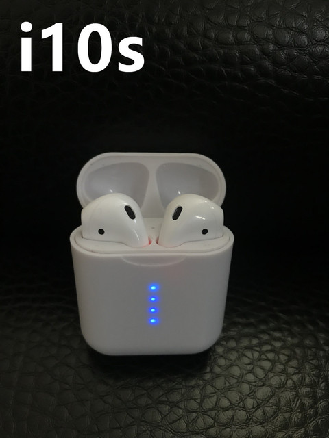 NEW ! Mini Tws i10s i10 Earphone Latest Bluetooth 5.0 True Wireless Earbuds Long Working Play Time works on all smart phone