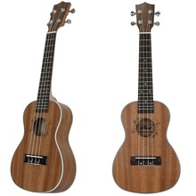 24 Zoll Ukulele 4 Saiten Ukulele Uke Hawaii Gitarre Musikinstrumente UNS lager kostenloser versand