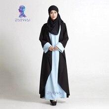 New arrival free shipping fashionable abaya Bat clothing turkish islamic abaya muslim dress clothes turkey islamic