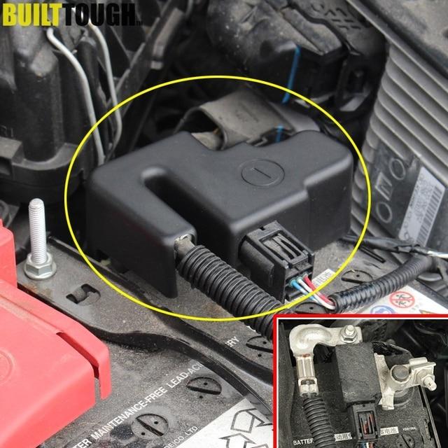 For Honda HR-V HRV VEZEL 2014 2015 2016 2017 2018 Engine Battery Negative Clamp Electrode Protector Terminal Cover Anode Lid Cap