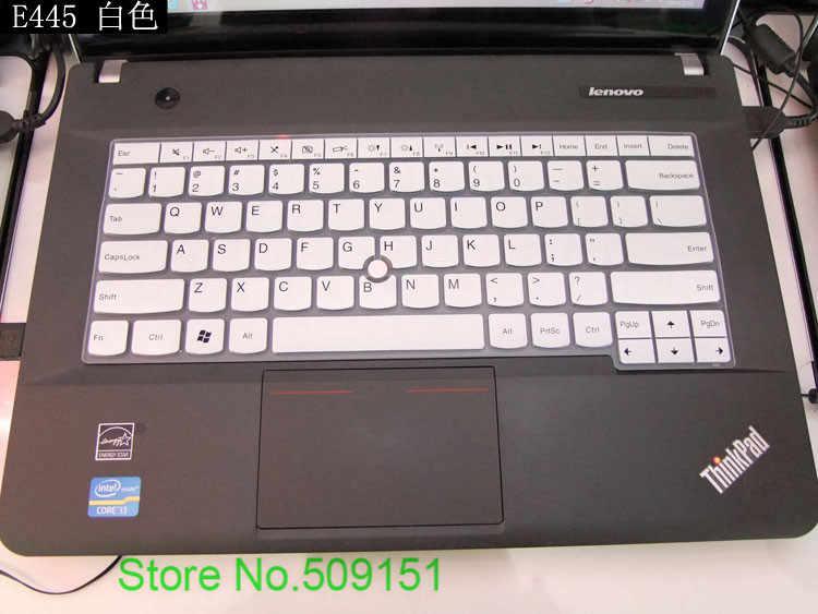 2014 سيليكون غطاء لوحة المفاتيح حامي الجلد لينوفو ثينك باد THIKPAD S3 اليوغا S3 اليوغا 14 E431 X1 الكربون 2013