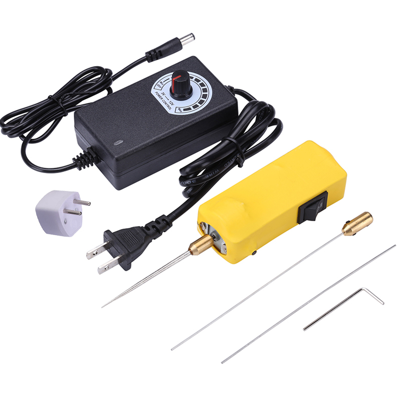 Adjustable Speed Electric LCD OCA Glue Remover Shovel Glue Tools for Mobile Phone Screen Residue Adhesive Cleaning Repair Tools Hand Tool Sets     - title=