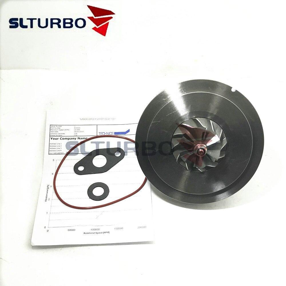814999  For Alfa-Romeo Gielietta MiTo 1.4 TB 170hp 125kw  - MGT1446Z  Balanced Turbo Core Chra 811311 799502 Turbine Cartridge