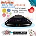 Новый Broadlink RM2 RM Pro Универсальный Интеллектуальный контроллер, Умный дом Автоматизации, WI-FI + ИК + RF Пульт дистанционного управления Для IOS android