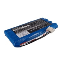 4000 mah Batterie für Fukuda Cardimax FX 7302 FCP 7101 FX 7202 FX 7302 Medizinische NI MH Akkumulator Repalcement 8PHR-in Digitale Batterien aus Verbraucherelektronik bei