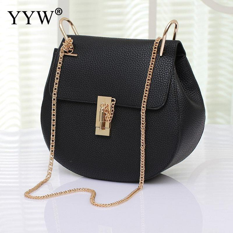 High Quality Small Leather Crossbody Bag Women Messenger Bags Chain Bolsa Luxury Handbags Women Bags Designer Shoulder Bags Sac lixun bags for women messenger bags scrub leather small crossbody bag fashion cute mini chain shoulder bag more style used bolsa
