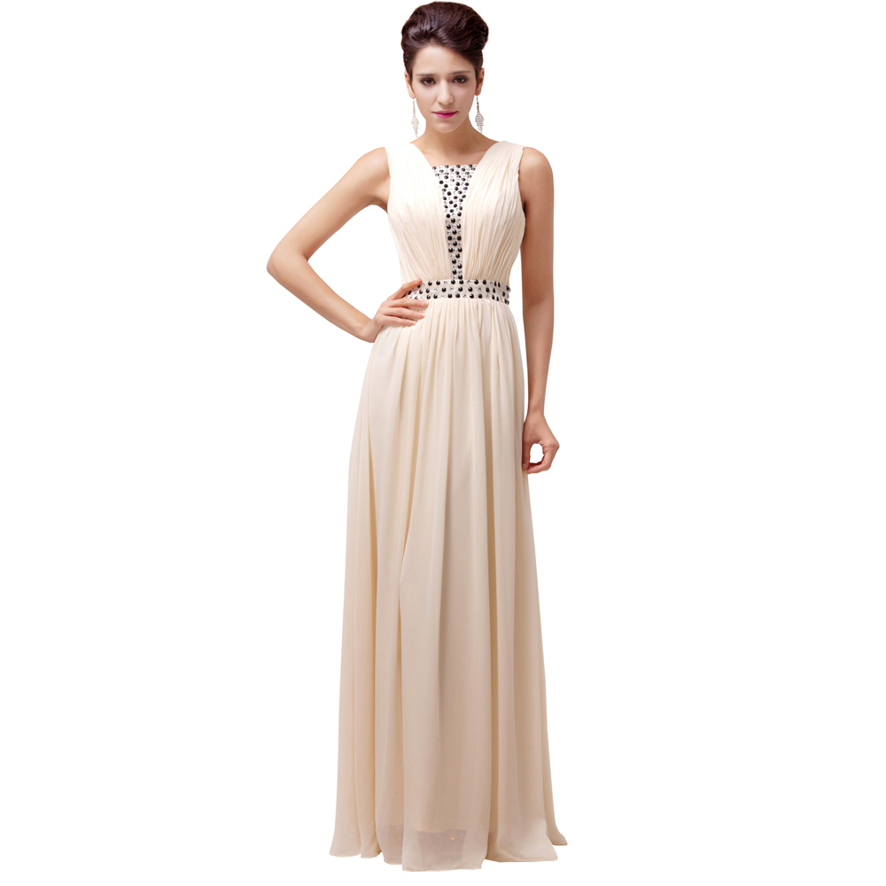Online get cheap wedding evening gowns for Summer dresses for wedding party