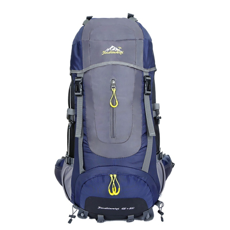 Hiking Backpack Unisex Rucksacks Sports Climbing Bag 80L Large Outdoor Backpack Professional Camping Travel Bag mountec large outdoor backpack travel multi purpose climbing backpacks hiking big capacity rucksacks sports bag 80l 36 20 80cm
