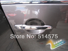 Stainless steel Door Handle Cover 8pcs for Mitsubishi Outlander EX  2013 2014 2015 2016