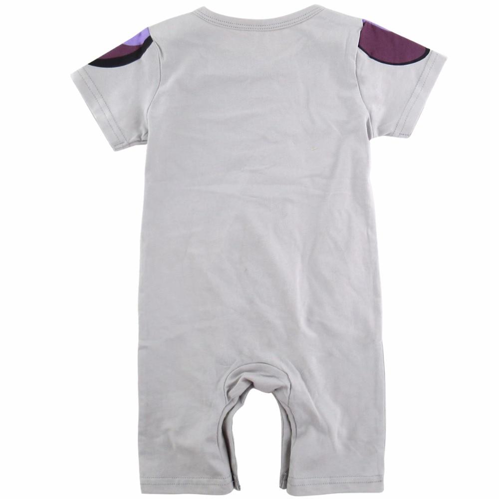 7c5383e33314 Baby Boy Frieza Costume Romper Infant Playsuit Golden Frieza Dragon ...