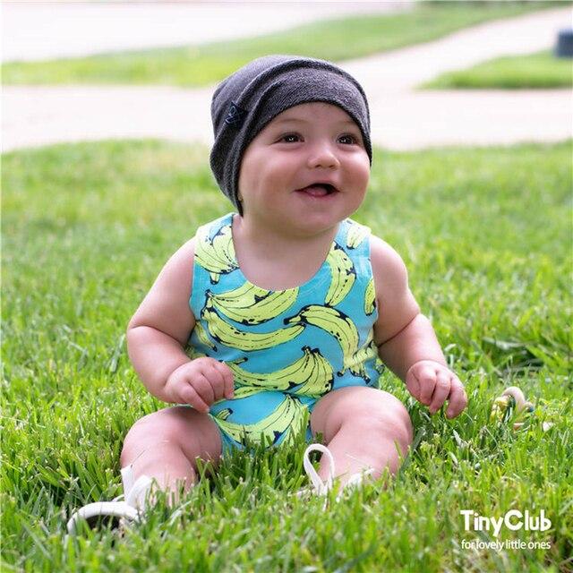 Tinypeople ползунки для малыша летние хлопковые жилеты без рукавов