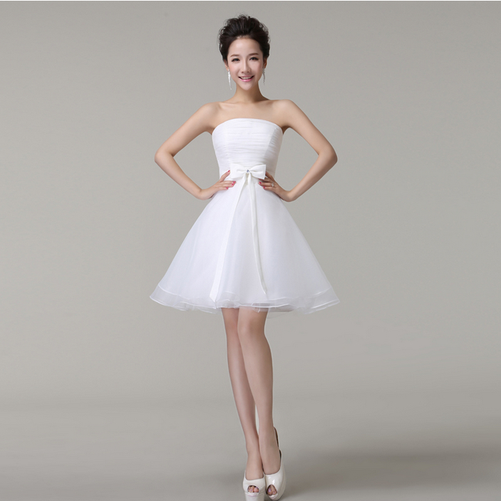 Ivory Sweet 16 Grade 8 Dresses For 8th Graduation Juniors Under 50 W2468 In Homecoming From Weddings Events On Aliexpress Alibaba Group