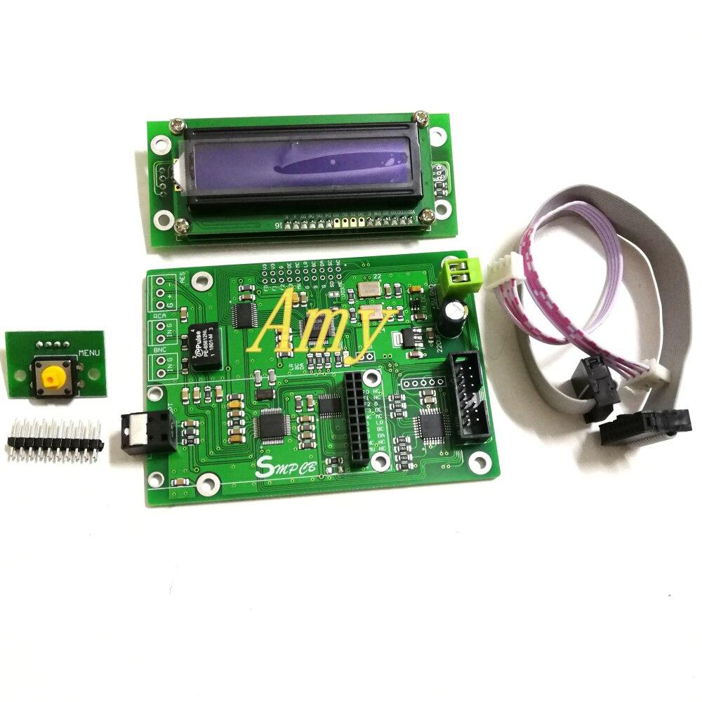 AK4137 flagship high-end DAC SRC audio 384K 32Bit DSD256 DSD IIS conversion