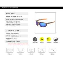 POLARSNOW Top Quality Brand Camo Frame Sun Glasses Polarized Lens Men Fishing Sports Sunglasses Goggle UV400 Eyewear