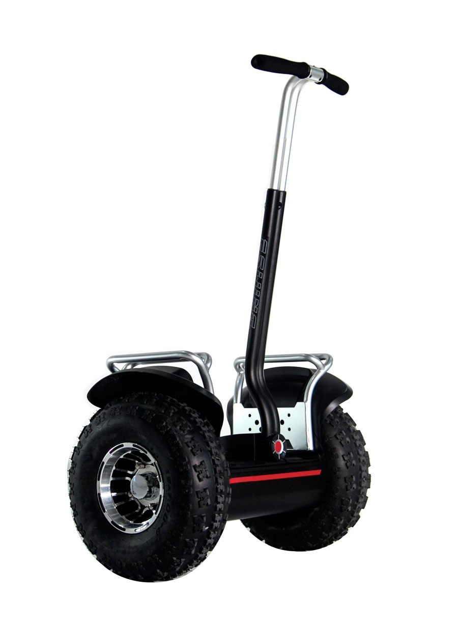 19 inch off road 2 wheel electric standing scooter self. Black Bedroom Furniture Sets. Home Design Ideas
